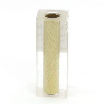 Gold Pearl Crafted Makes wire braid pen blank - Sirocco/Sierra